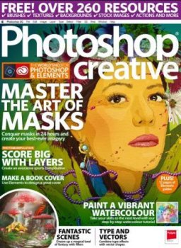 Photoshop Creative №161-165  (2018)